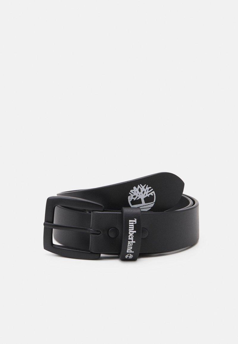 Timberland - BELT UNISEX - Belt - black