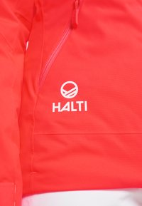 Halti - KELO JACKET - Lyžařská bunda - neon fiery coral - 7