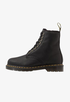 1460 PASCAL UNISEX - Bottines à lacets - black