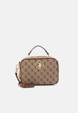 LADY LAKE HANDLE - Handbag - brown