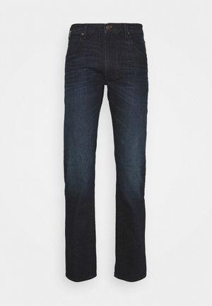 DAREN - Straight leg jeans - dark tonal park