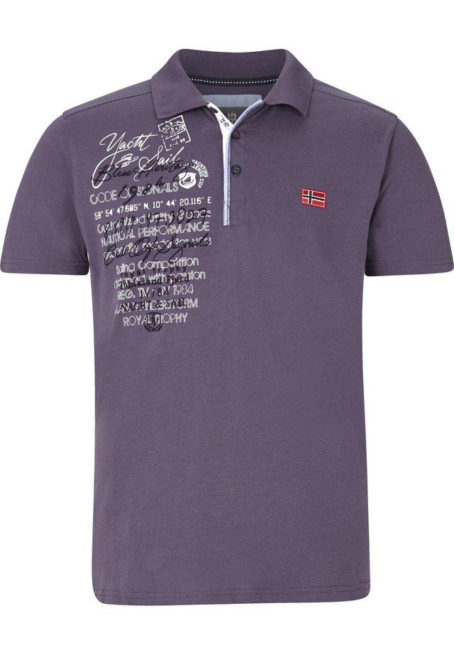 JANO - Poloshirt - lila