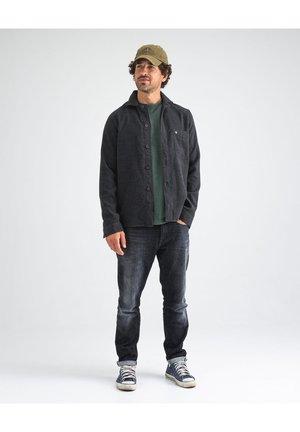 Zakelijk overhemd - grey metallic