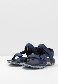 Merrell - KAHUNA - Chodecké sandály - navy - 2