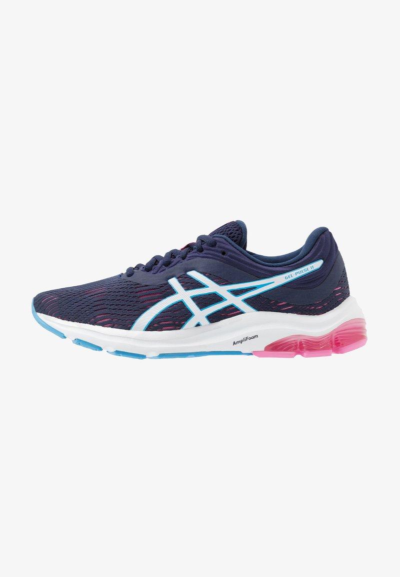 ASICS - GEL-PULSE 11 - Neutral running shoes - peacoat/white