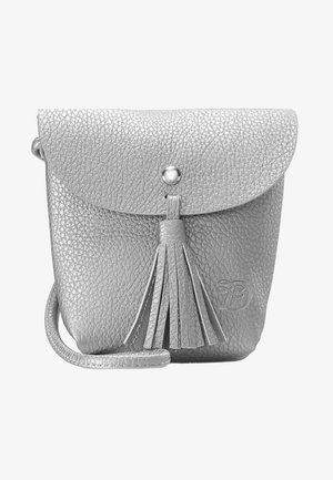 IDA - Taška spříčným popruhem - silber