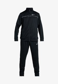 Nike Performance - M NK RIVALRY TRACKSUIT - Tracksuit - black/white - 7