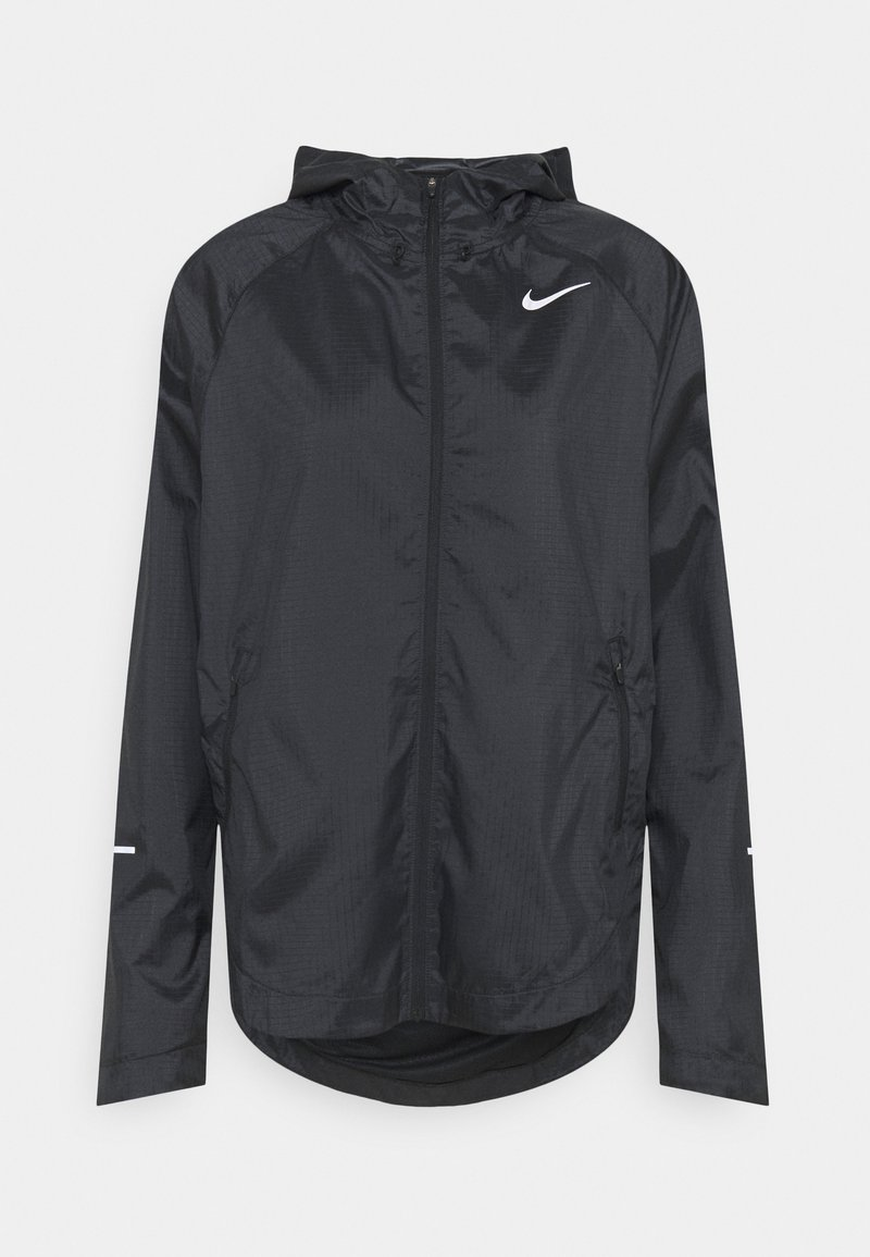 Nike Performance - RUN JACKET - Sports jacket - black/silver
