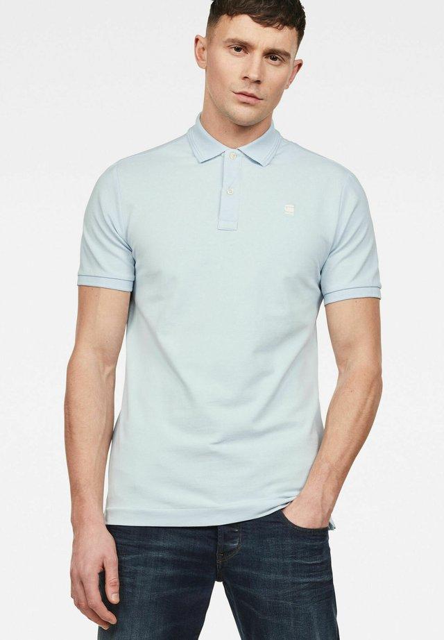 DUNDA  - Polo - laundry blue