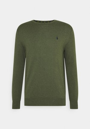 Jumper - estate green heather