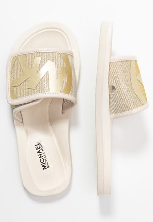 ZIA ELI SCALE - Pantofle - gold