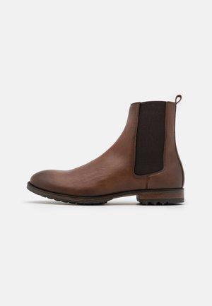 BASTI VEGAN - Classic ankle boots - brown