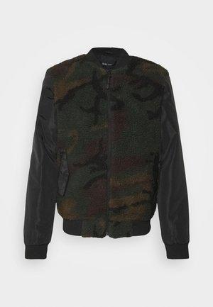 PRAGUE - Bomber Jacket - khaki