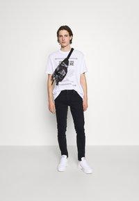 Versace Jeans Couture - Skinny džíny - blue black - 5