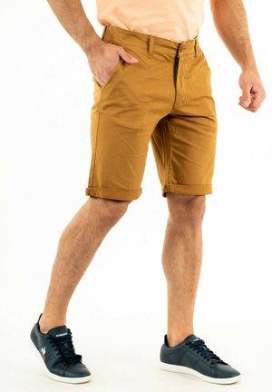 BYETAL - Short - marron