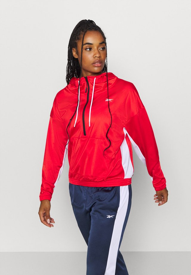 LINEAR LOGO HOODIE - Tracksuit - insred