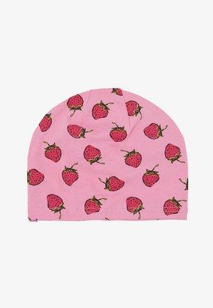 BOHO - Čepice - pink