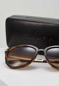 RALPH Ralph Lauren - Okulary przeciwsłoneczne - dark havana - 2