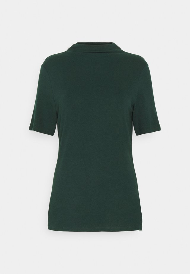Camiseta básica - emerald green