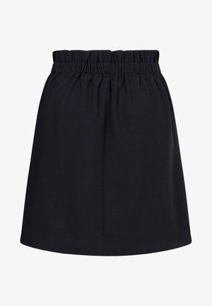 MAYA - A-line skirt - navy