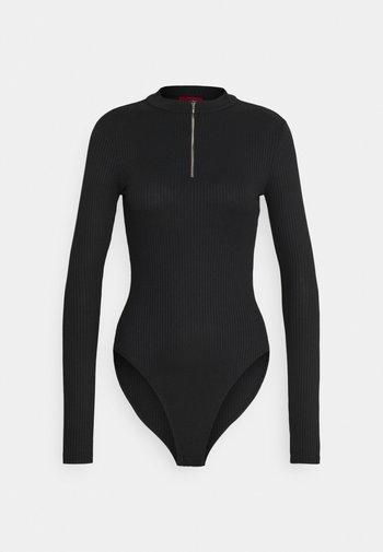 NEXY - Long sleeved top - black