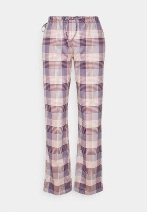 FAVOURITES ELEGANCE - Pyjamabroek - leisure white