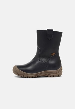 LINZ TEX UNISEX - Winter boots - blue