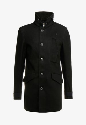 SCUTAR UTILITY  - Płaszcz wełniany /Płaszcz klasyczny - black