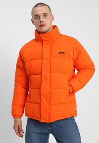 Schott - NEBRASKA - Winter jacket - orange - 0