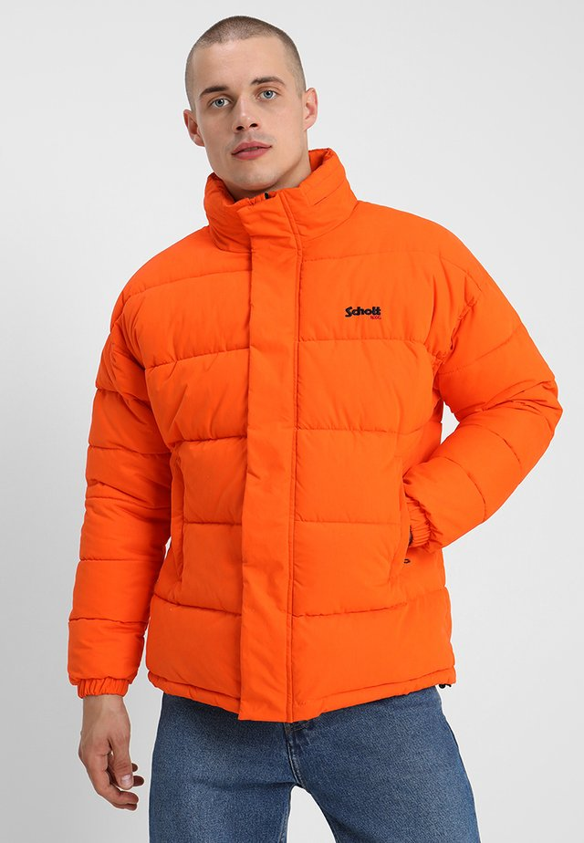 NEBRASKA - Winter jacket - orange