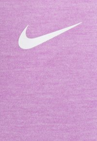 Nike Performance - DRY ELASTIKA TANK - Treningsskjorter - violet shock heather/white - 5