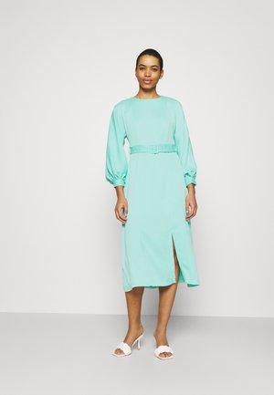 KIMONO MIDI DRESS - Maxi dress - mint