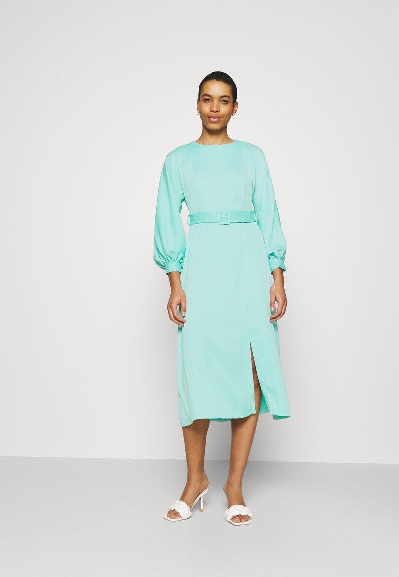 Closet - KIMONO MIDI DRESS - Maxi dress - mint