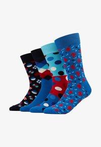 Happy Socks - GIFT BOX 4 PACK - Socks - blue - 1