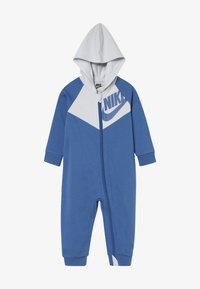 Nike Sportswear - CHEVRON COVERALL BABY - Sleep suit - mountain blue - 2