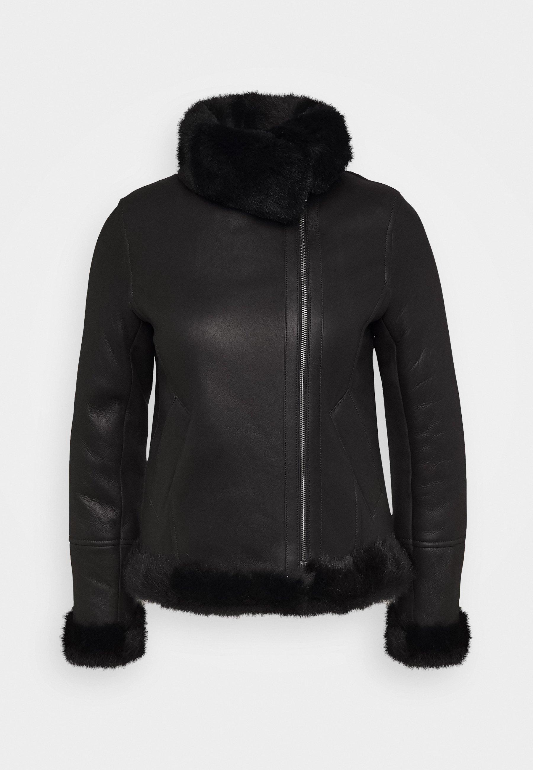 Women GINA JACKET - Leather jacket