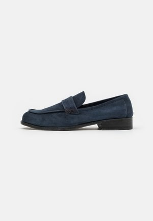 CANYON - Nazouvací boty - blue