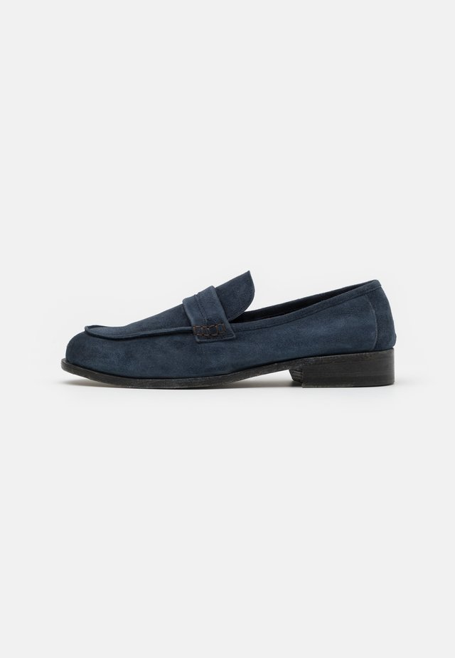 CANYON - Slip-ons - blue
