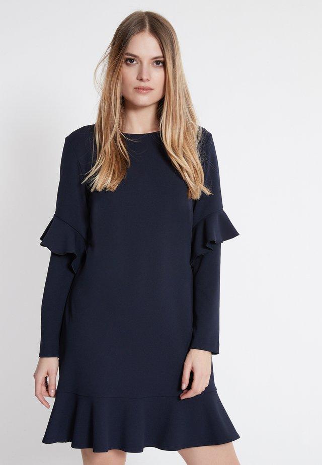 WAISY - Korte jurk - blue
