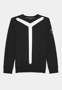 Automobili Lamborghini Kidswear - REFLECTIVE Y - Sweatshirt - black pegaso - 0