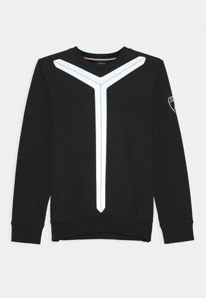 REFLECTIVE Y - Sweatshirt - black pegaso