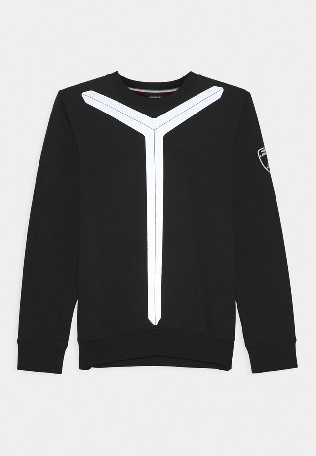 REFLECTIVE Y - Sweater - black pegaso