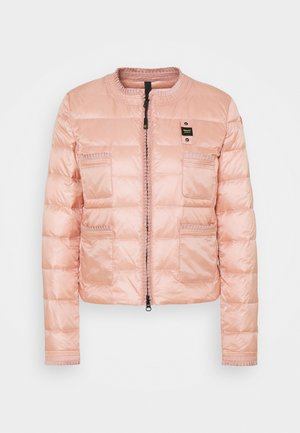GIUBBINI CORTI IMBOTTITO - Down jacket - light pink