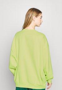 adidas Originals - Sweatshirt - neon green - 2