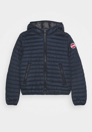BASIC JACKET - Down jacket - navy