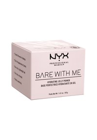 Nyx Professional Makeup - BARE WITH ME HYDRATING JELLY PRIMER - Primer - -