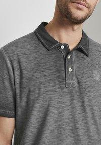 TOM TAILOR - Polo shirt - phanton dark grey - 3