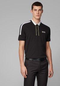 BOSS - PADDY MK - Polo shirt - black - 0