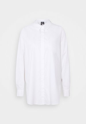VMMIE - Button-down blouse - bright white