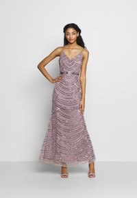 Miss Selfridge - MAXI DRESS - Occasion wear - mink - 2